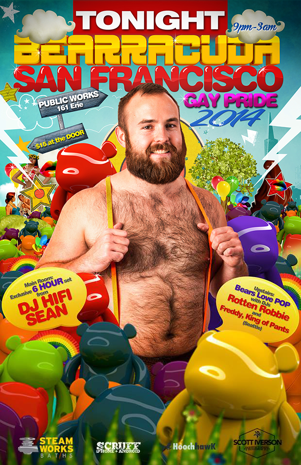 Gay bear site